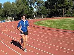 interval training, increase running speed