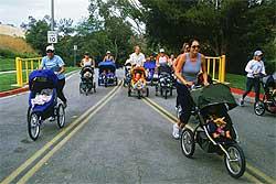 Jogging Stroller Tips