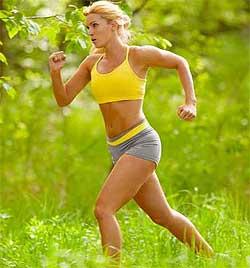 increase running speed