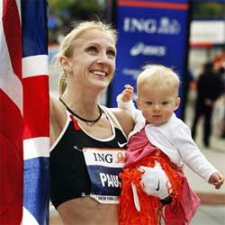 Paula Radcliffe, Fastest Female Marathon Runner