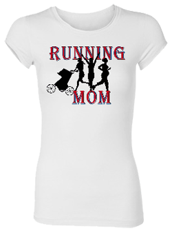 Running Mom II Bamboo Crew