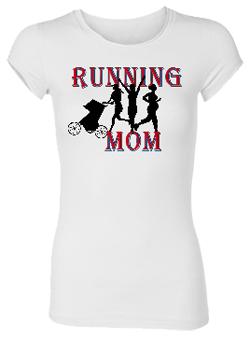 Running Mom II Bamboo Crew