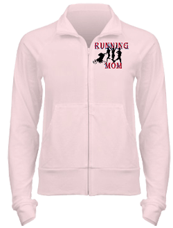 Running MomII Junior Bella Track Jacket