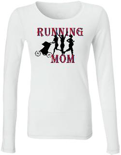 Running MomII Bamboo Long Sleev