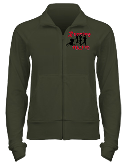 Running Mom Junior Bella Track Jacket