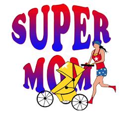 Super Mom Shirt
