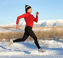 Winter Running Pants