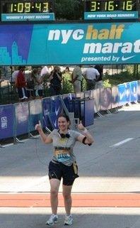 runner mom