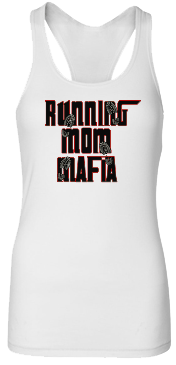 Running Mom Mafia Bamboo Racerback