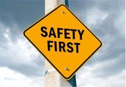 Running Safety Gear